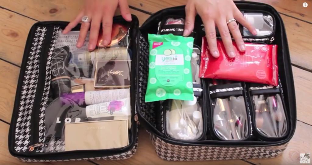 Makeup Organizer- Diva Makeup Case
