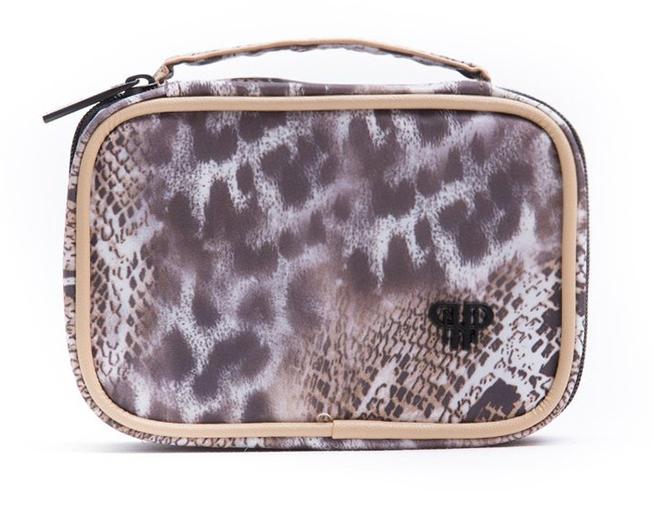 PurseN Tiara Mini Jewelry Case- the Extra Small Travel Jewelry Case